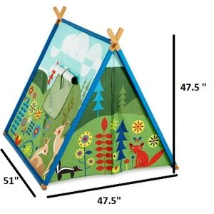 Kid tent playhouse indoor NEW